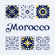 Moroccan Patterns and Ornaments - GraphicRiver Item for Sale