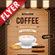 Coffee Station Business Flyer - GraphicRiver Item for Sale
