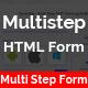 Multistep HTML Form - Multi Step Multipurpose HTML Form - CodeCanyon Item for Sale