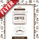 Vintage Coffee Shop Business Flyer - GraphicRiver Item for Sale