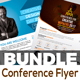 Event | Conference Flyer Bundle - GraphicRiver Item for Sale