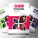 Firtness Flyer - GraphicRiver Item for Sale