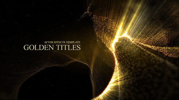 After Effects Light Title Templates from VideoHive