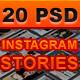 Instagram Stories - GraphicRiver Item for Sale