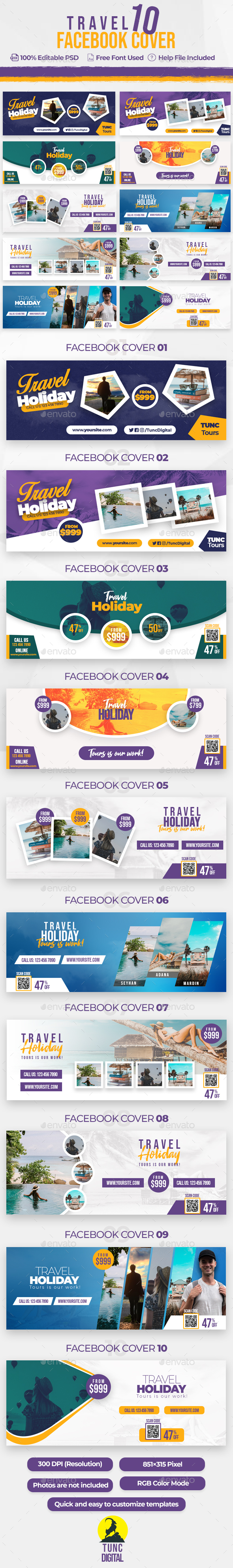 Pixel Promotion Web Elements from GraphicRiver