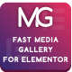 Fast Media Gallery For Elementor - WordPress Plugin - CodeCanyon Item for Sale