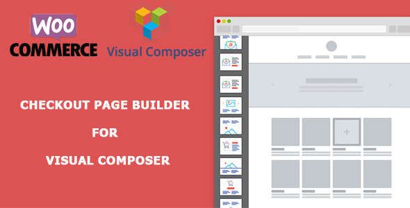 WooCommerce Checkout Page Builder For WPBakery Page Builder (formerly Visual Composer) Download