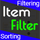 Item Filter - Multipurpose Isotope Filtering and Sorting - CodeCanyon Item for Sale
