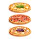 Pizzas - GraphicRiver Item for Sale