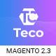 Teco - Responsive Hitech/Digital Magento 2 Store Theme - ThemeForest Item for Sale