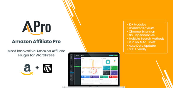 AAPro - Amazon Affiliate Pro WordPress Plugin