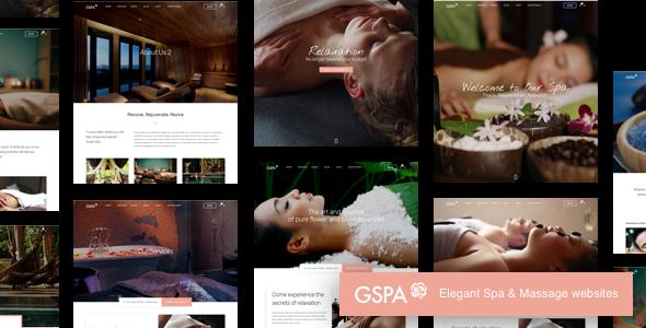 Grand Spa | Spa Beauty WordPress for Spa and Beauty