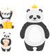 Panda Bear - GraphicRiver Item for Sale