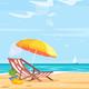 Tropical Beach - GraphicRiver Item for Sale