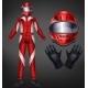Racing Driver Suit Elements Realistic Vector Set - GraphicRiver Item for Sale
