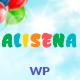 Alisena - Kindergarten & Preschool WordPress Theme - ThemeForest Item for Sale
