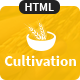 Cultivation Multipurpose Responsive HTML Template - ThemeForest Item for Sale