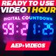 Countdown Digital - VideoHive Item for Sale