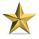 Gold Star - GraphicRiver Item for Sale