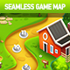 Farm Seamless Game Map - GraphicRiver Item for Sale