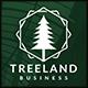 Tree Hexagons Logo - GraphicRiver Item for Sale