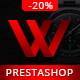 Watch - Multipurpose PrestaShop Theme - ThemeForest Item for Sale