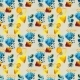 Seamless Pattern Made By Hand Drawn Paint Strokes. - GraphicRiver Item for Sale
