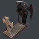 Angel of Death - 3DOcean Item for Sale