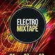 Electro Mixtape - GraphicRiver Item for Sale