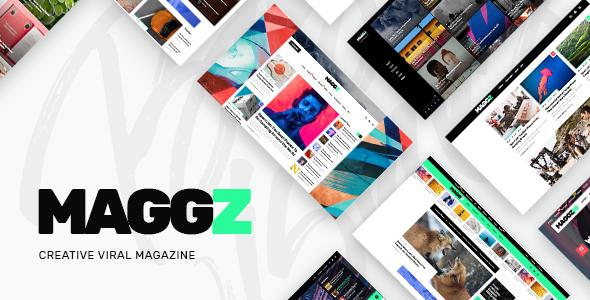 Maggz - Viral Magazine Theme