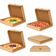 Pizza in Boxes - GraphicRiver Item for Sale
