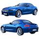 BMW Z4 E89 - 3DOcean Item for Sale