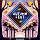 Autumn Music Festival Flyer Template - GraphicRiver Item for Sale