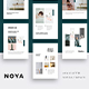 NOYA - Vertical  Powerpoint Presentation Template - GraphicRiver Item for Sale