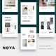 NOYA - Vertical Keynote Presentation Template - GraphicRiver Item for Sale
