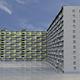 3D Model of 12 Storey Soviet Apartment Building - 3DOcean Item for Sale