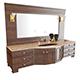 Bath cabinet 3D model - 3DOcean Item for Sale