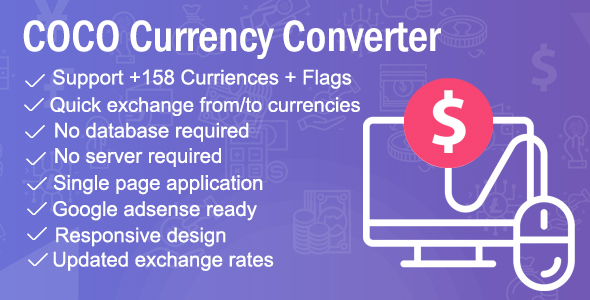 COCO - Currency Converter Download