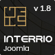Interrio - Architecture & Interior design Joomla Template - ThemeForest Item for Sale