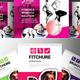Fitness Bundle Flyer - GraphicRiver Item for Sale