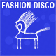 Upbeat Fashion Funky Disco