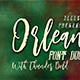 Orleans Script Font Duo - GraphicRiver Item for Sale