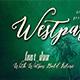 Westpark Script Font Duo - GraphicRiver Item for Sale