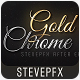 Gold Chrome Presets - VideoHive Item for Sale