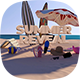 Summer Logo Reveal - VideoHive Item for Sale