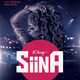 Siina | Artist & Deejay Performance Flyer Template - GraphicRiver Item for Sale