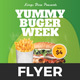 Food Promotion Flyer / Poster - GraphicRiver Item for Sale