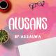 Alusans - GraphicRiver Item for Sale