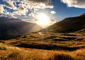Sunset over New Zealand - PhotoDune Item for Sale