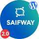 Saifway - Insurance Agency WordPress Theme - ThemeForest Item for Sale